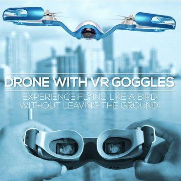 dronevr - FLYBi, un dron para aprender a pilotar drones