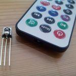 Tutorial Arduino: Utilización mando infrarrojos I: Lectura del código y ejemplo