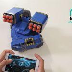 kamibot-150x150 Pipe Bot, un divertido robot controlado con tu smartphone y Arduino