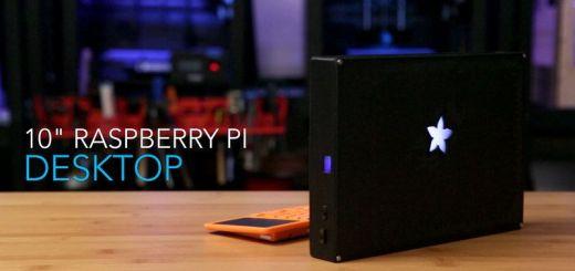 ordenador portátil Raspberry Pi