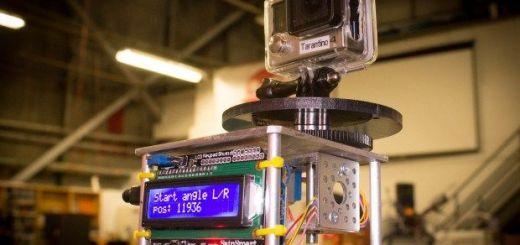 TimeLapse arduino - Construye un control de movimiento para hacer Time Lapse con tu cámara