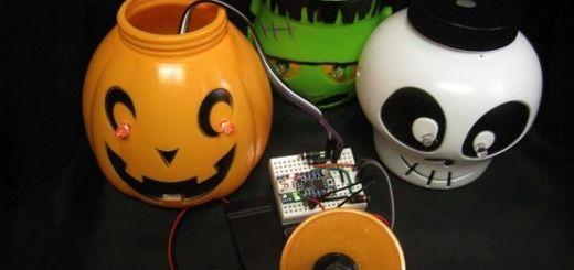 Arduino y Halloween