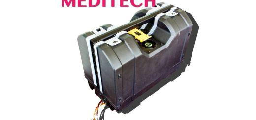 meditech1 - Meditech un maletín médico de ciencia ficción con Raspberry Pi