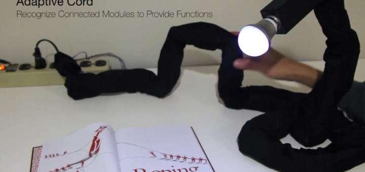 lineform2 - Arduino controla LineFORM, el robot que se convierte en mil cosas