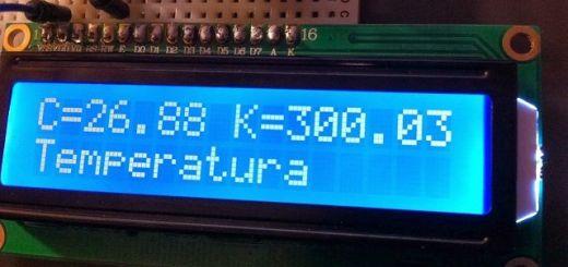 pantalla - Tutorial Arduino: LCD y Sensor de Temperatura (Termómetro de ambiente)