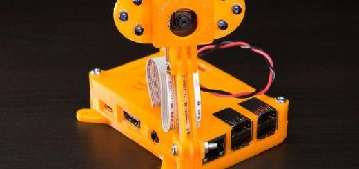 raspberry pi cloudcam - Tutorial Raspberry Pi: Una cámara de seguridad conectada a Internet