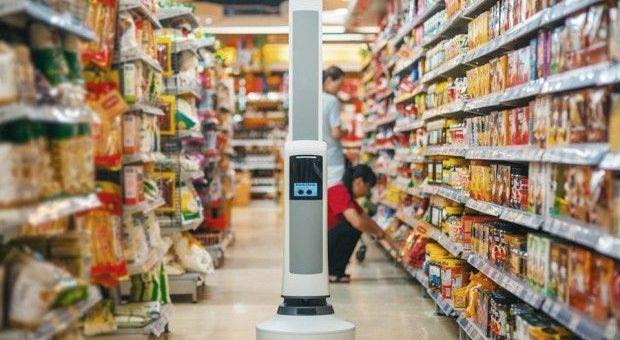 tally robot - Tally, el robot para mantener siempre abastecido tu supermercado