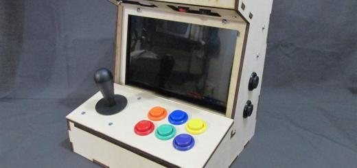 arcade raspberrypi - Tutorial Raspberry Pi: construye una máquina Arcade