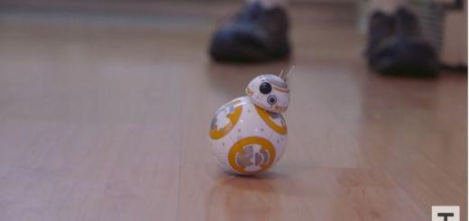 bb 8 robot - Cómo funciona el juguete robot BB-8 de Star Wars