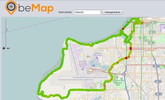 bemap3 738x450 - Mide la contaminación del aire con tu bici