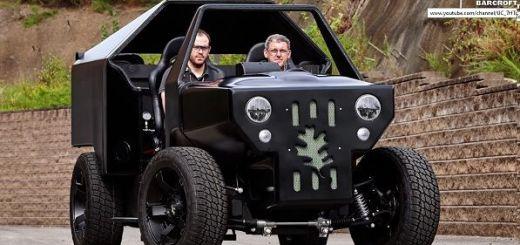 coche 3d - El coche ecológico también se imprime en 3D