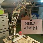 dimer-150x150 Otro robot camarero, realizado con Arduino Uno y Arduino Mega