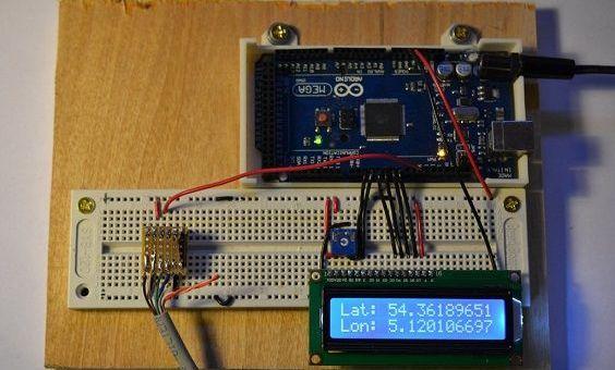 gps arduino - Tutorial Arduino: monta un GPS con reloj con Arduino