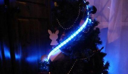 navidad raspberrypi - Controla las luces de tu árbol de navidad desde Twitter y tu Raspberry Pi