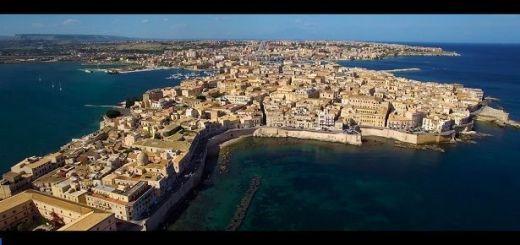 sicilia - Vídeo del día: bellas imágenes de Sicilia desde un dron