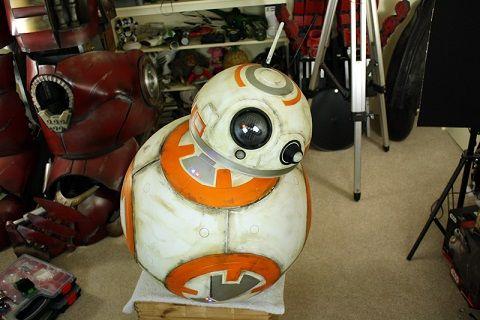 BB8-robot2 Arduino esta detrás de esta increíble versión de BB8