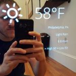 Construye un moderno espejo informativo con una Raspberry Pi