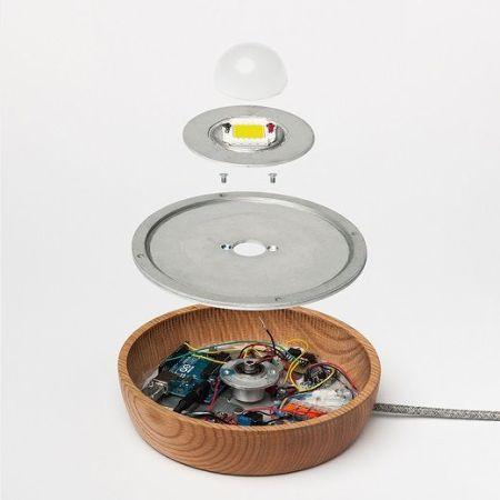 flux arduino2 450x450 - Ilusión óptica con Arduino e impresión 3D