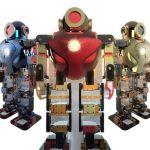 RoboHero, un robot con Arduino para jugar y entretenernos