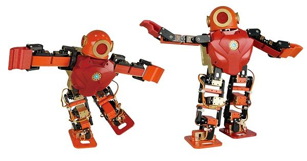 robohero2 RoboHero, un robot con Arduino para jugar y entretenernos