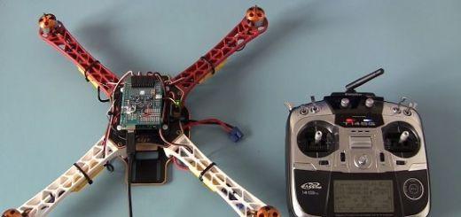 Como hacer un drone con Arduino