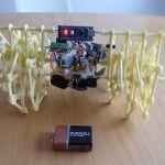 strandbeest-arduino-150x150 Un escaner 3D controlado por la voz con #arduino