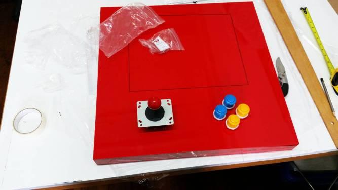20160212_104138-800x450 Construye una máquina arcade con una mesa de Ikea, Raspberry Pi y Arduino