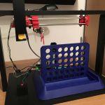 Juega a Conecta 4 con este robot basado en Raspberry Pi