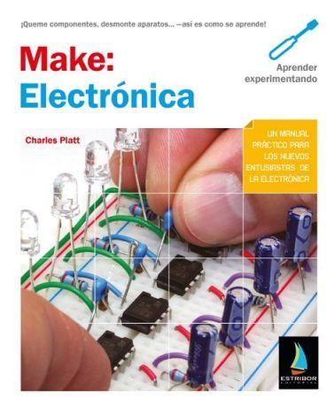 makeportada-369x450 Make: Electrónica, una reseña del libro
