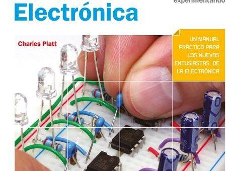 makeportada - Make: Electrónica, una reseña del libro