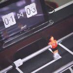 Un marcador electrónico para futbolín con Arduino Mega