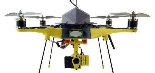 mosquito - Mosquito, un drone personalizable e imprimible en 3D