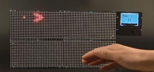 pacmanarduino - Juega a Pac-Man mediante gestos con Arduino