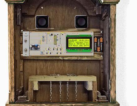 reloj arduino - Recupera un viejo reloj con Arduino