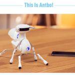 antbot-150x150 Marty, un simpático robot para niños, profesores y makers