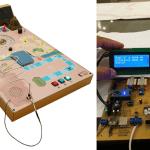 El Secreto de la Pirámide, un juego de mesa realizado con Arduino