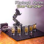 Construye un barman robótico con Arduino