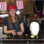 Una máquina de palomitas, lo último de Simone Giertz con Arduino