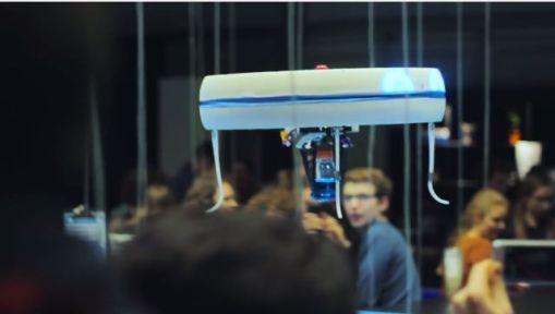 bluejay2 Blue Jay, el primer drone autónomo doméstico
