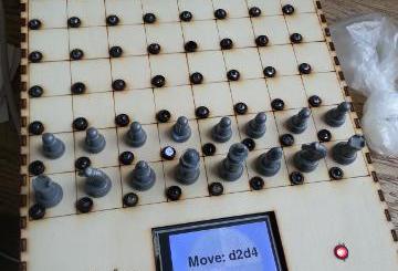 raspiajedrez - Construye un ajedrez con Raspberry Pi y Arduino