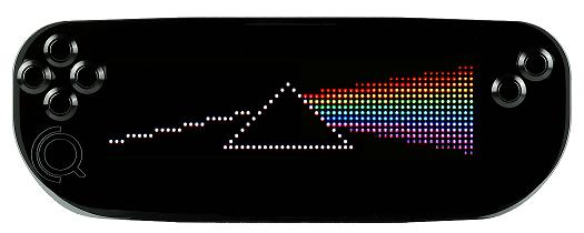 2048, la consola de código abierto DIY compatible con Arduino