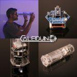 caleiduino-150x150 Reloj de palabras en español con Arduino