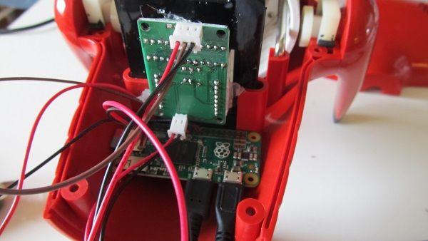 lamparapizero1 Convierte una lámpara de Ikea en un reproductor con Raspberry Pi