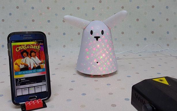RabbitPi, un asistente virtual muy original creado con Raspberry Pi