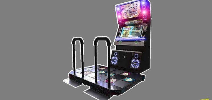 máquina de baile