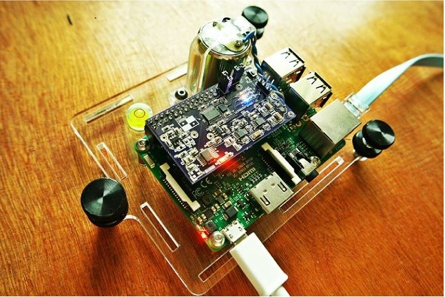 sismopi1 Convierte tu Raspberry Pi en un sismógrafo con Raspberry Shake