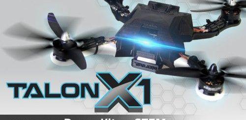 talonx1 - Talon X1, un dron imprimible en 3D para enseñar a los niños tecnología