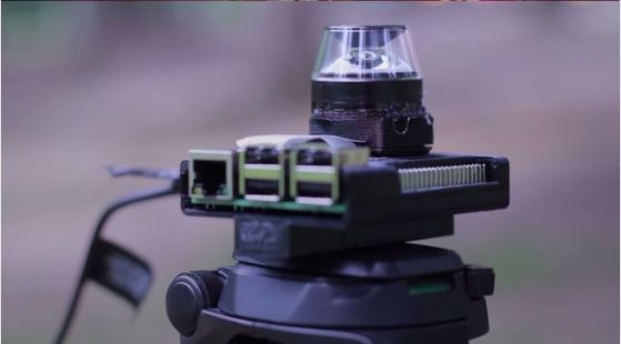 camara360-raspberry-pi2 Cómo construir una cámara de 360 con una Raspberry Pi
