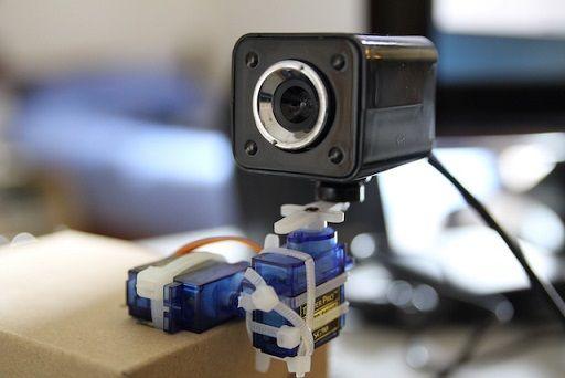 camarapiardui Una cámara de seguridad construida con Arduino y Raspberry Pi