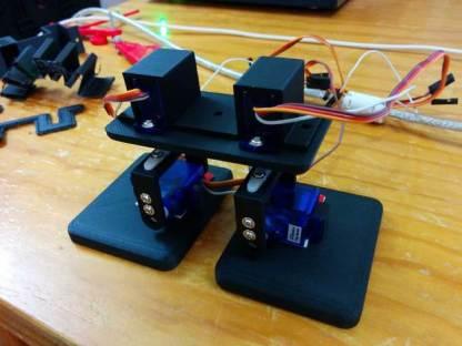 robot-arduino2-599x450 MobBob es un robot Arduino controlado mediante Android
